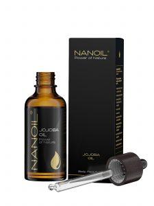 Nanoil Jojobaöl für Haut und Haare